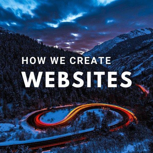 How We Create Websites BATS